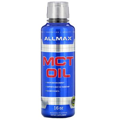 ALLMAX Nutrition Масло MCT, 473мл