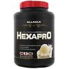 ALLMAX Nutrition, Hexapro, Ultra-Premium 6-Protein Blend, French Vanilla, 5 lbs (2.27 kg)