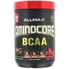 ALLMAX Nutrition, AMINOCORE,  BCAA, Fruit Punch, 0.69 lbs (315 g)