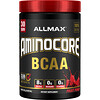 ALLMAX Nutrition, AMINOCORE, BCAA, 8G BCAA + 0 Sugar + 0 Carbs, Fruit Punch, 0.69 lbs (315 g)