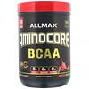 ALLMAX Nutrition, AMINOCORE,  BCAA, Watermelon, 0.69 lbs (315 g)