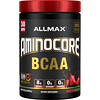 ALLMAX Nutrition, AMINOCORE, BCAA, 8G de BCAA + 0azúcar + 0carbohidratos, Sandía, 315g (0,69lb)