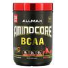 ALLMAX Nutrition, AMINOCORE الأحماض الأمينية متشعبة السلسلة، بطيخ، 0.69 رطل (315 جم)