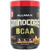 ALLMAX Nutrition, AMINOCORE, BCAA, Sweet Tea, 0.69 lbs (315 g)