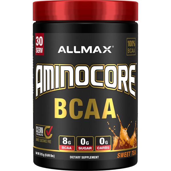 AMINOCORE BCAA, Sweet Tea, 0.69 lbs (315 g)