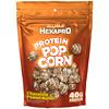 ALLMAX Nutrition, Hexapro, Palomitas de maíz proteicas, 40g de proteínas, Mantequilla de maní y chocolate, 220g (7,76oz)