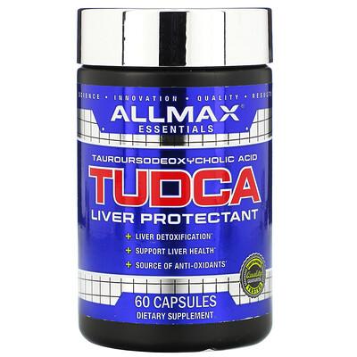 Купить ALLMAX Nutrition TUDCA, Liver Protectant, 60 Capsules