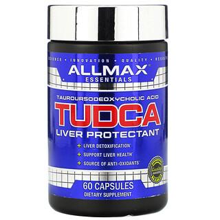 ALLMAX Nutrition, TUDCA, защитное средство для печени, 60 капсул