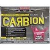 ALLMAX Nutrition, CARBion+, Potencia máxima de electrolitos + Bebida energética hidratante, Ponche de frutas, Tamaño de muestra, 0,99 oz (28 g)