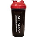 Отзывы о ALLMAX Nutrition, Leak-Proof Shaker, BPA-FREE Bottle with Vortex Mixer, 25 oz (700 ml)