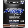 ALLMAX Nutrition, 全乳清經典,全乳清蛋白,巧克力味,43克