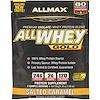 ALLMAX Nutrition, AllWhey Gold, 100% Whey Protein + Premium Whey Protein Isolate, Salted Caramel, 1.06 oz (30 g)