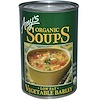 Amy's, Organic Soups, Vegetable Barley, Low Fat, 14.1 oz (400 g)