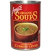 Amy's, Organic Soups, Curried Lentil, Indian Dal , 14.5 oz (411 g)