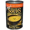 Amy's, Organic Soups, Split Pea, Low Fat, Light in Sodium, 14.1 oz (400 g)
