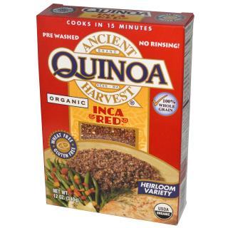 Ancient Harvest, Inca Red Quinoa, 12 oz (340 g)