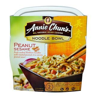 Annie Chun's, ヌードル ボウル、 ピーナッツセサミ、 マイルド、 8.8 oz (250 g)