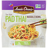 Annie Chun's, Noodle Bowl, Thai-Style Pad Thai, Medium, 8.1 oz (231 g)