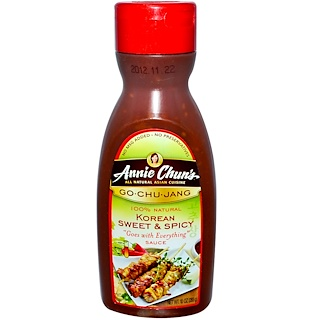 Annie Chun's, Go·Chu·Jang, Korean Sweet & Spicy Sauce, 10 oz (283 g)