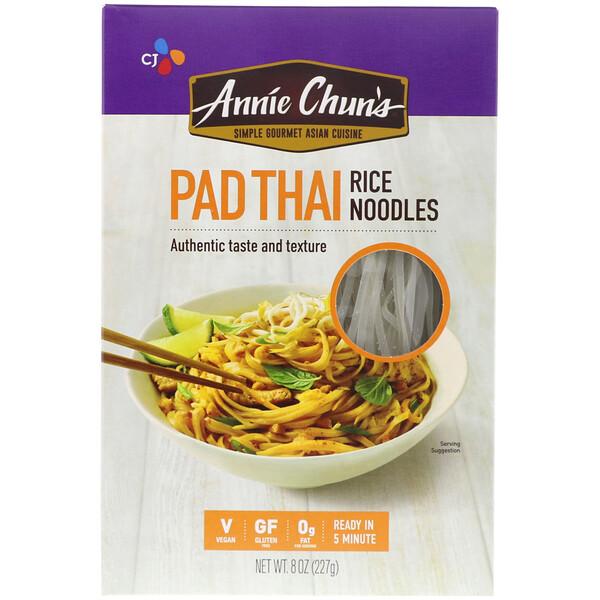 Annie Chun's, Pad Thai, Rice Noodles, 8 oz (227 g) (Discontinued Item)
