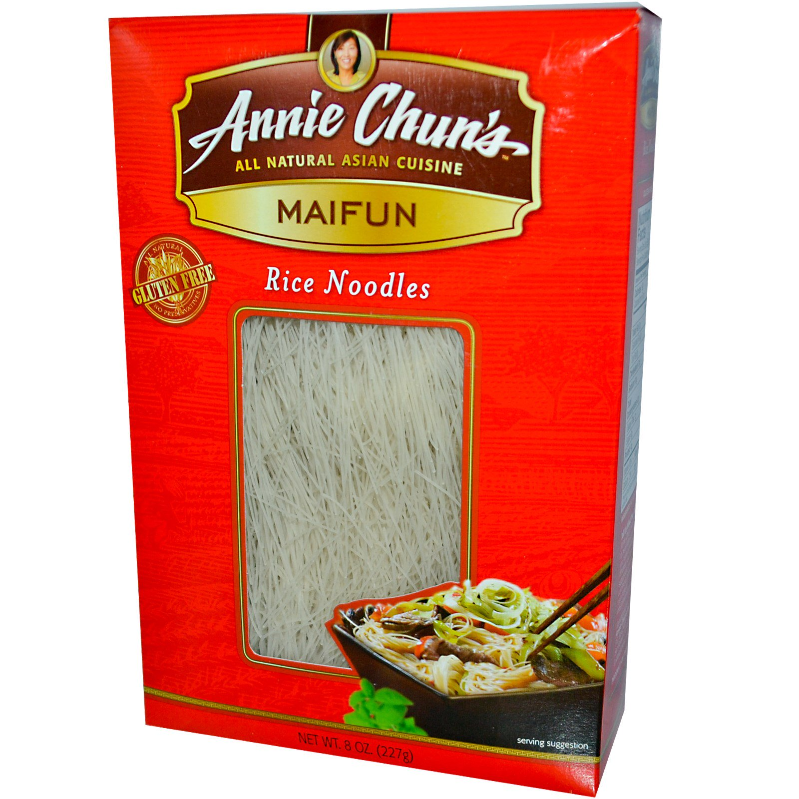Mai fun rice noodles