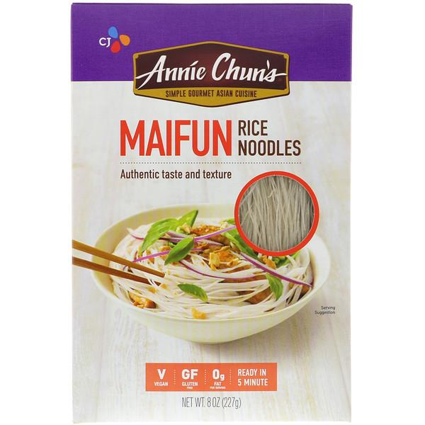 Annie Chun's, Maifun, Rice Noodles, 8 oz (227 g)