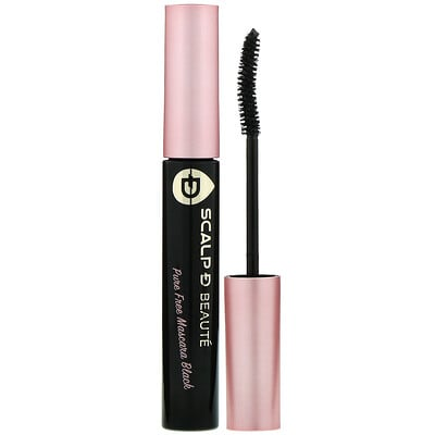 Angfa Scalp-D Beaute, тушь для ресниц без вредных химических примесей, черная, 6г