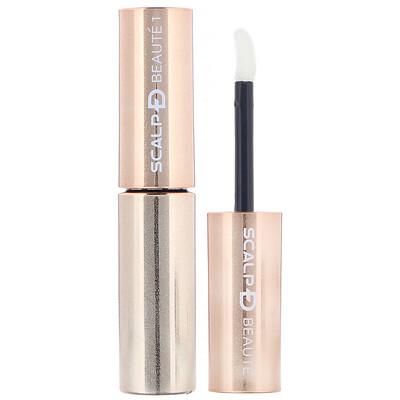 Angfa Scalp-D Beaute, Premium, сыворотка для ресниц без вредных химических примесей, 4мл