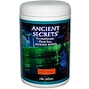 Ancient Secrets, Lotus Brand Inc., アロマテラピー 死海ミネラルバス、パチョリ、2 lbs (908 g) (Discontinued Item)
