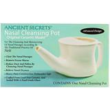 Health & Beauty Ancient Secrets Nasal Cleansing Pot Salt 8 Ounce Carefully Selected Materials