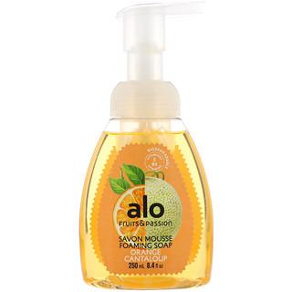 Alo, Foaming Soap, Orange Cantaloup, 8.4 fl oz (250 ml)