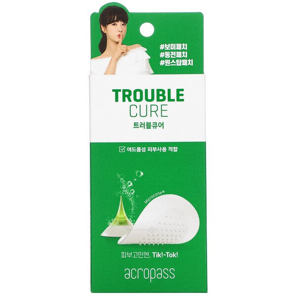 Trouble Cure, 6 Sets