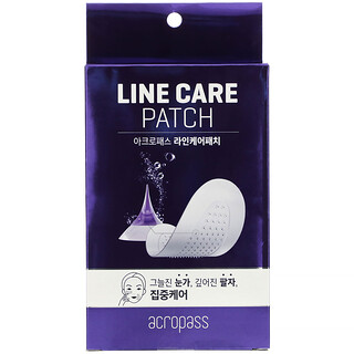 Acropass, Line Care, патчи, 2пары