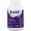 Advanced Orthomolecular Research AOR, Advanced B Complex Ultra, 60 Time Release Tablets