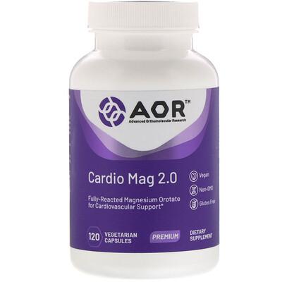 Cardio Mag 2.0, 120растительных капсул