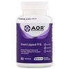 Advanced Orthomolecular Research AOR, Green Lipped FFA, 60Weichkapseln