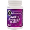 Advanced Orthomolecular Research AOR, Advanced Magnesium Complex, 90 Veggie Caps