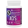 Advanced Orthomolecular Research AOR, Advanced Series, XOS, Unflavored, 180 Chewable Lozenges