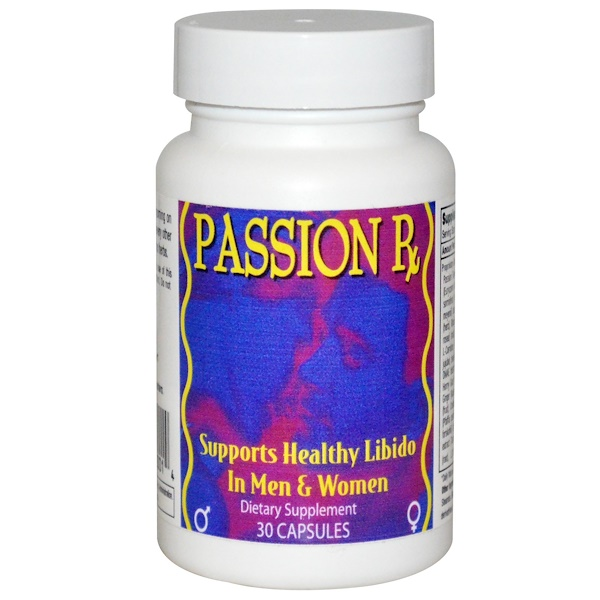 Advance Physician Formulas, Inc., Passion Rx, 30 Capsules (Discontinued Item)