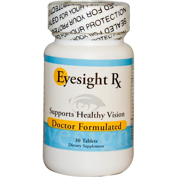 Advance Physician Formulas, Inc., Добавка для зрения Eyesight RX, 30 таблеток