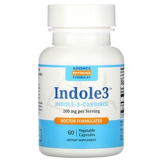 Advance Physician Formulas, Indole-3-Carbinol, 200 mg, 60 Vegetable Capsules