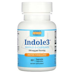 Эдвэнс Физишн Формула, Indole-3-Carbinol, 200 mg, 60 Vegetable Capsules отзывы