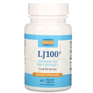 Эдвэнс Физишн Формула, LJ 100, 25 mg, 60 Vegetable Capsules отзывы