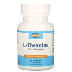 Advance Physician Formulas, L-茶氨酸,200 毫克,60 粒素食膠囊