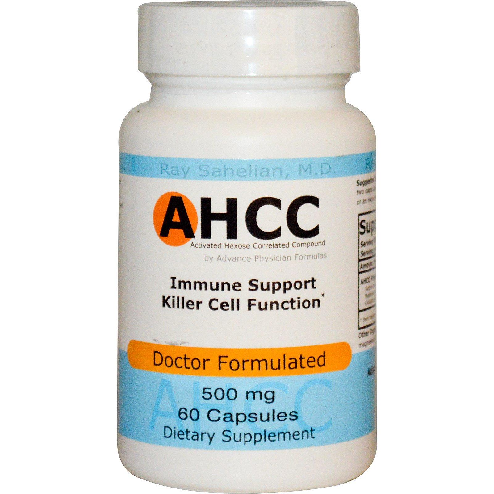 Advance Physician Formulas, Inc , AHCC (Activated Hexose