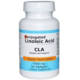 Advance Physician Formulas, Inc., CLA, Conjugated Linoleic Acid, 1000 mg, 50 Softgels