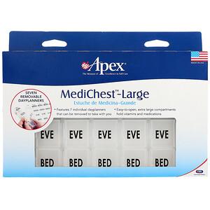 Апекс, MediChest, Large отзывы