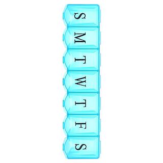 Apex, 一周藥量便攜藥盒,1 個裝