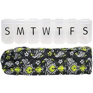 Апекс, Pill Organizer with Decorative Sleeve, XL, 1 Pill Organizer отзывы