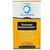 Aqua Flora, Enzyme Restoration, Taste Free, Pure Water Base, 2 fl oz (59 ml) (Discontinued Item)